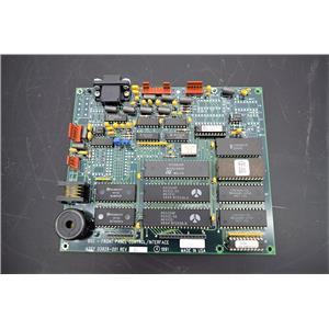 Used: Boston Scientific EC1001 Ultrasound Front Panel Control Board 03929-001 Warranty