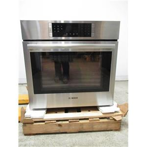 """Bosch 800 30"""" 12 Modes Eco Clean Convection Single SS Electric Oven HBL8451UC"""