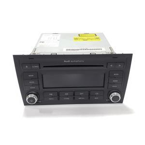 2002-2004 Audi A4 S4 Symphony II In-Dash Radio CD Cassette Player GENUINE OEM
