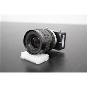 Pentax C60607 TV Lens 6mm w/ Sensor, BD Innova Microbiology Processor Warranty