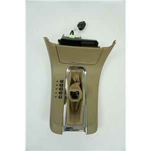 2008-2012 Chevrolet Malibu Automatic Shift Floor Trim Bezel 12 Volt Outlet Boot
