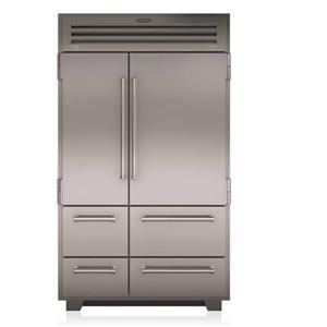 "NIB Sub-Zero Pro Smart Series 48"" Counter Depth Side / Side Refrigerator PRO4850"