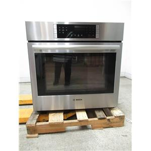 """Bosch 800 30"""" 12 Modes Eco Clean Convection Single Electric Oven HBL8451UC (6)"""
