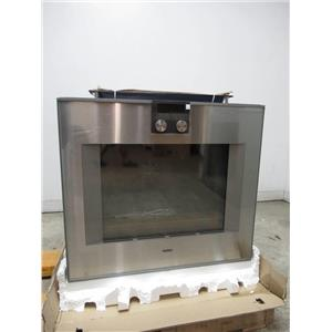 """Gaggenau 400 Series 30"""" 17 Modes Single Electric Convection Wall Oven BO480611 (4)"""