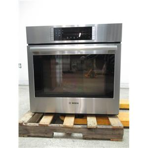 """Bosch 800 30"""" 12 Modes Eco Clean Convection Single Electric Oven HBL8451UC (4)"""