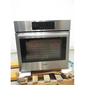 """Bosch 800 30"""" 12 Modes Eco Clean Convection Single Electric Oven HBL8451UC (8)"""