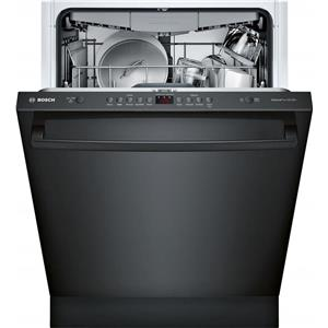 "Bosch Ascenta Series SHXM4AY54N 24"" Fully Integrated Dishwasher Black Stainless (price)"
