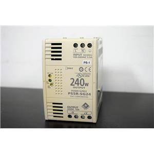 IDEC PS5R-SG24 Power Supply Output 240W for BD Innova Processor Warranty