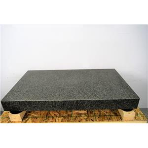 Solid Grey Stone Granite Slab 41 x 22.75 x 4 Inch