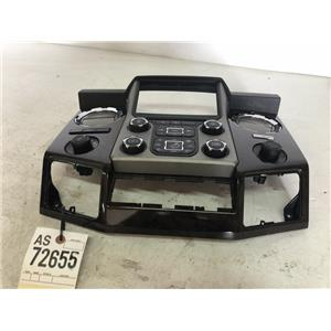 2014-2016 Ford F350 Platinum centre dash bezel with switches tag as72655