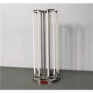 Used: BD Innova Specimen Processor A1CMP050-A 5-Position Petri Dish Reject Carousel