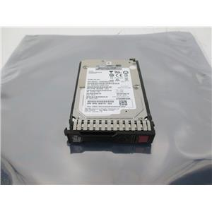 HPE 872479-B21 2.5 INCH SFF SAS-12GBPS SC DS HOT SWAP HARD DRIVE WITH TRAY