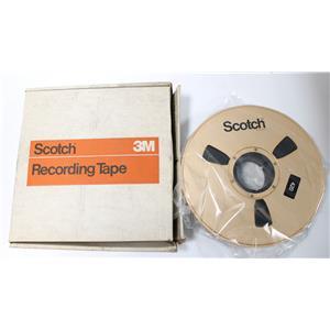 Scotch 3M 2 in. x 4950 ft. Quadruplex Video Tape Reel 420-2x4950-R150B