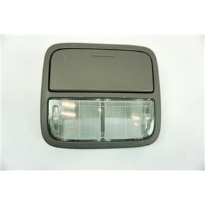 2005-2007 Accord Odyssey Overhead Console with Storage Compartment Map Lights