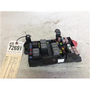 2005-2007 Ford F250/F350 under dash fuse box 6c3t-14a067-ab as72691