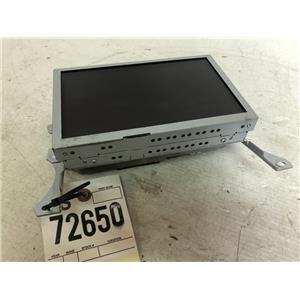 2014-2016 Ford F350 Platinum navigation screen  tag as72650