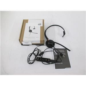 Plantronics 89433-01 EncorePro HW510 - headset - NEW, OPEN BOX