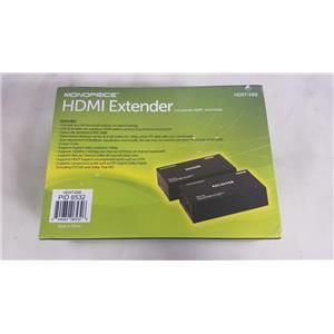 MONOPRICE HDTX-E60 HDMI EXTENDER