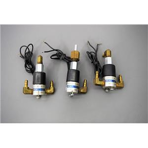 Lot of 3 Mead 4111 120/60 Solenoid Valves 90-Day Warranty