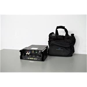 Used: Thoratec TLC-II 20010-0000-132 Pneumatical Portable VAD Driver w/Carrying Case
