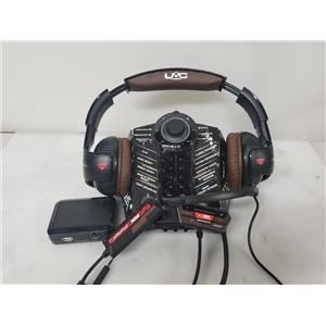 Thrustmaster Y350X 7.1 Doom Edition Headset (See Disc.)
