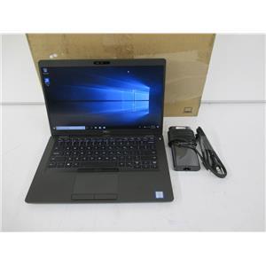 "Dell 49FTW Latitude 5401 Laptop i5-9400H 2.5GHz 16GB 256GB PCIe 14"" W10P - NOB"