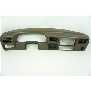 1999-2004 Ford 250 F350 Pickup Truck Dash Trim Bezel with 4WD Switch Rear Window