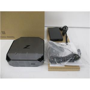 HP 2UA39UT#ABA HP Z2 Mini G3 Workstation i7-7700 3.6GHz 16GB 512GB PCIe W10P