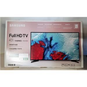 """SAMSUNG 43"""" Class (1080P) HD Smart TV UN43N5300 (2019 Model) - Brand New"""