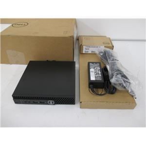 Dell 19MJ3 OptiPlex 3070 MFF Desktop i3-9100T 3.1GHZ 4GB 500GB W10P