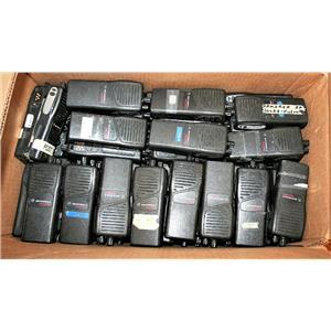 x115 Motorola GP350 Radius UHF VHF 2-Way Radio Walkie Talkie untested READ!