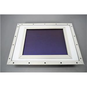 Expo Pressurized Enclosure Cabinet 15.1 in TFT LCD Monitor P/N 51500045 Warranty