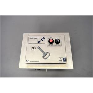 Used: Expo Technologies Pressurized Enclosure MiniPurge Control System 00 1XLC/pm/PO