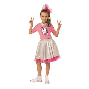 Jojo Siwa Bow Kid A In Candy Store Girls Costume Small