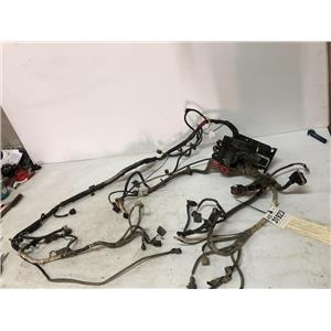2005-2007 F350 F250 6.0L Powerstroke engine compartment wiring harness as31923