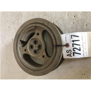 2003-2007 Ford 6.0L Powerstroke diesel Crank Pulley tag as72717