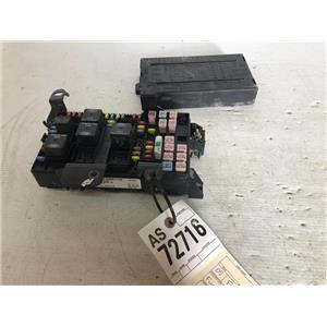 2005-2007 Ford F250/F350 under dash fuse box5c3t-14a067-ad  as72716