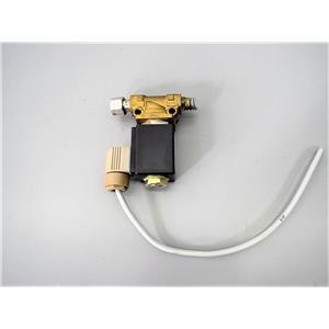 Burkert 0255 Brass Solenoid Valve A5.0 G1/4 with 90-Day Warranty