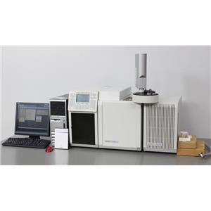 Varian CP-3800 GC Gas Chromatograph & Saturn 2200 GC/MS w/ 8410 AutoSampler