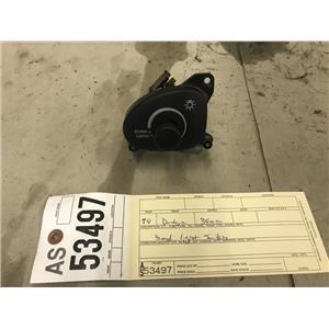 1994-1998 Dodge Cummins 2500 3500 headlight switch tag as53497
