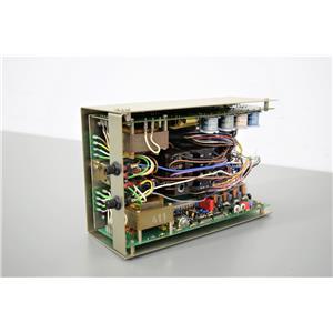 Used: Leybold Ultratest 400-76-555c Power Supply for Helium Leak Detector w/Warranty