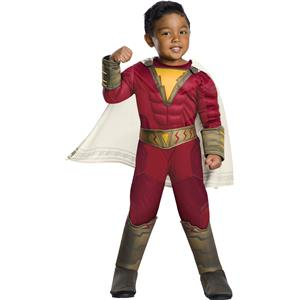 Shazam! Movie Muscle Chest Superhero Toddler Costume