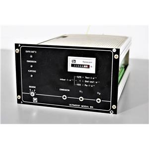 Used: Leybold Heraeus Ultratest Modul MS for Helium Leak Detector with 90-Day Warranty