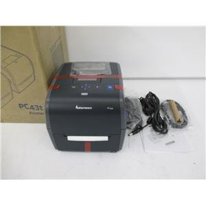 Intermec PC43TB00100201 Thermal Barcode Label Printer - NEW, OPEN BOX