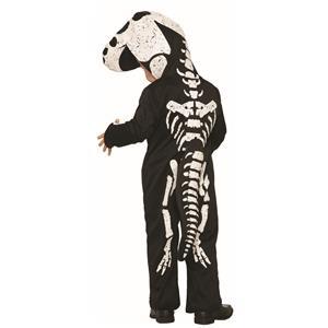 Dinosaur Bones Skeleton Dino Child Costume Infant 6-12 Months