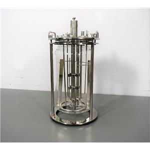 New Brunswick Scientific Bio Flo 110 Reaction / Fermentation 7.5L Glass Vessel
