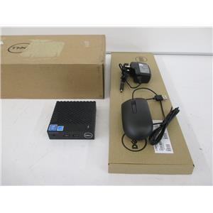 Dell 456M3 Wyse 3040 Thin Client - DTS - Atom x5 Z8350 1.44GHz 2GB 8GB FLASH