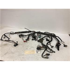 2005-2007 Ford F250/F350 Powerstroke XLT dash wiring harness as31933
