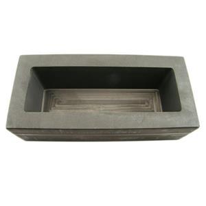 150 oz Gold KitKat Bar Mold 75oz Silver High Density Graphite Loaf Scrap