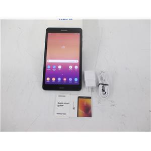 """Samsung SM-T380NZKEXAR Galaxy Tab A 8.0"""" 32GB - Black"""